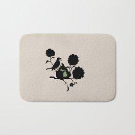 Michigan - State Papercut Print Bath Mat