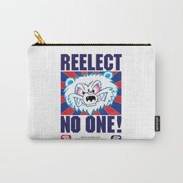 Polar Bear Politics Carry-All Pouch