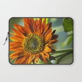 Orange Sunflower Laptop Sleeve