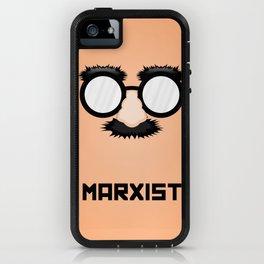 Groucho Marxist iPhone Case