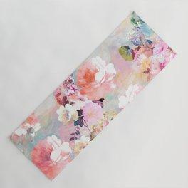 Love of a Flower Yoga Mat