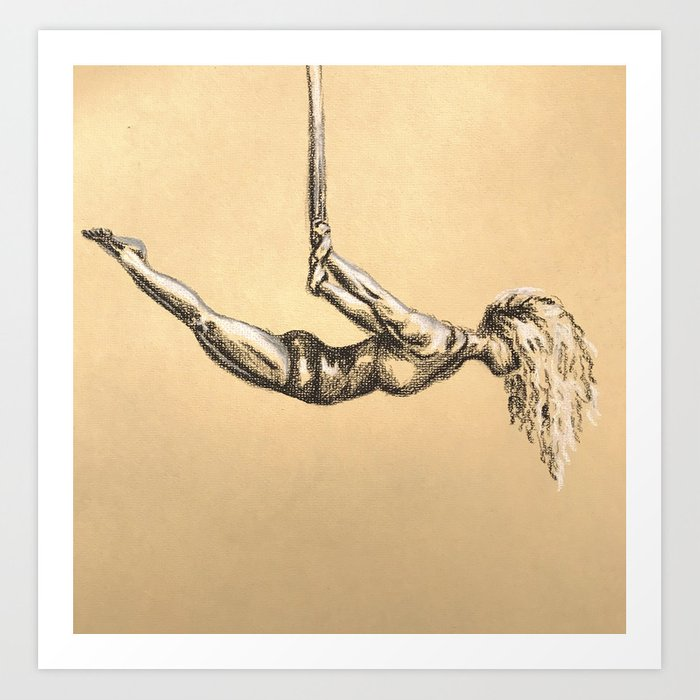 The Strength to Float Art Print