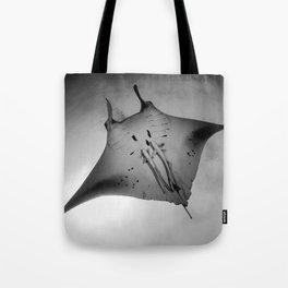 Manta Ride Tote Bag