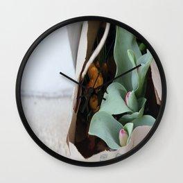 a beginning Wall Clock