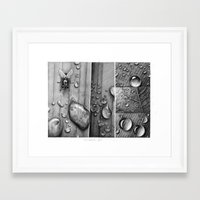 monika strigel Framed Art Prints featuring Ordinary Miracle - Monika Jasnauskaite by Junkie Juice