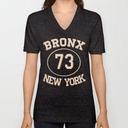 Bronx 73 Unisex V-Neck