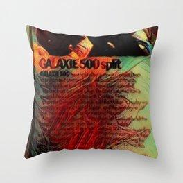 Galaxie 500 Throw Pillow