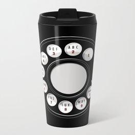Rotary Me Metal Travel Mug