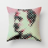 general Throw Pillows featuring - general - by Digital Fresto