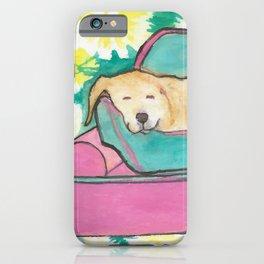 Olena's Princess Bed iPhone Case