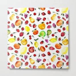 Tutti-frutti Metal Print