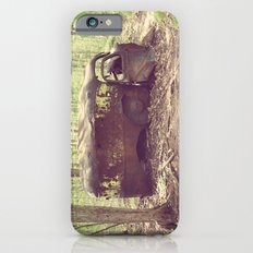 Old Abandoned Truck iPhone 6s Slim Case