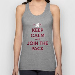 "Teen Wolf-""Join the Pack"" Unisex Tank Top"