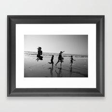 Above the Rest Framed Art Print