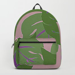 Philodendron Backpack