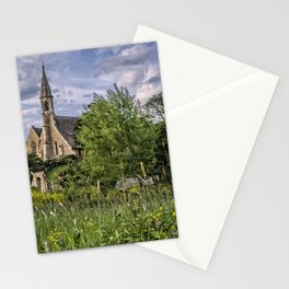 The Church at Clifton Hampden Stationery Cards