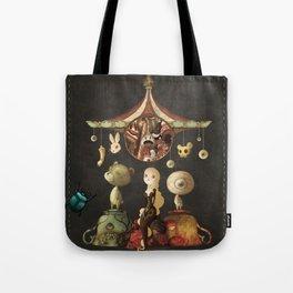 freaky christmas Tote Bag