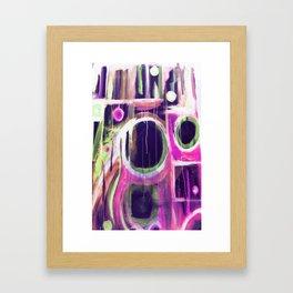 unnecessary  Framed Art Print