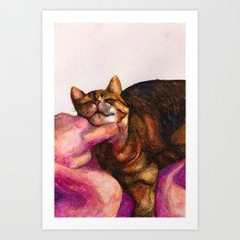 My Love Art Print