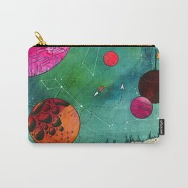 Sooner or Later Carry-All Pouch