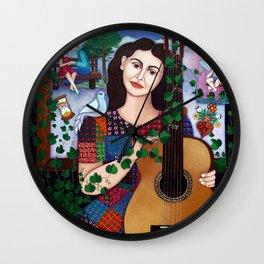 Violeta Parra - Back at 17 Wall Clock