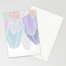 Stalactites Stationery Cards