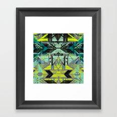 Nomad Night Framed Art Print