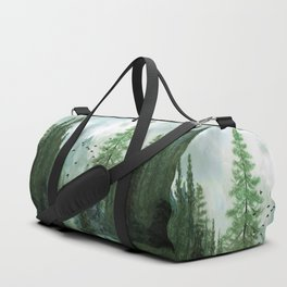 Mountain Morning 2 Duffle Bag
