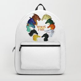 Wings of Fire - All Together Backpack