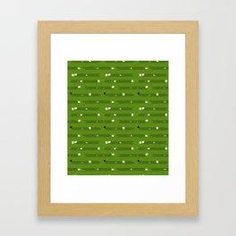 Little lambs Framed Art Print