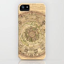 Constellation Chart 1696 iPhone Case