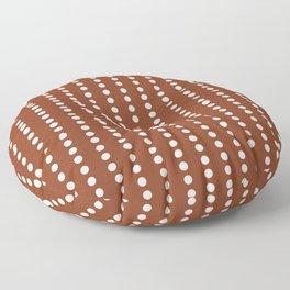 Perfect Dots VII Floor Pillow