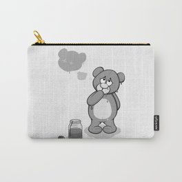 Critter Alliance - Teddy Day Trip Carry-All Pouch