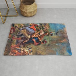 The Abduction Of Rebecca - Digital Remastered Edition Rug