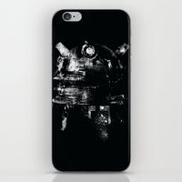 dalek iPhone & iPod Skins featuring Dalek by zerobriant