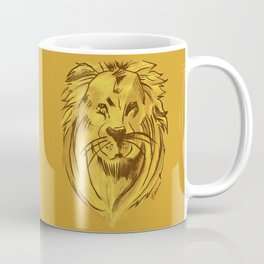 Golden King | Rei dourado Coffee Mug