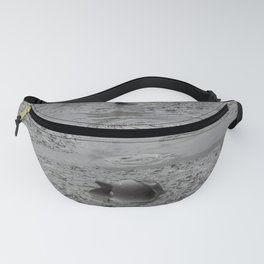 Bald Head Hot Mud Bubble Fanny Pack