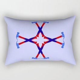Hammers Design version 2 Rectangular Pillow