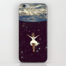 Let It All Go iPhone & iPod Skin