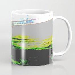 Driving thru the steets Coffee Mug