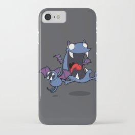 Pokémon - Number 41 & 42 iPhone Case