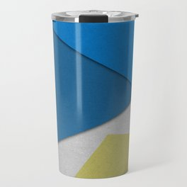 Cutting Color Travel Mug
