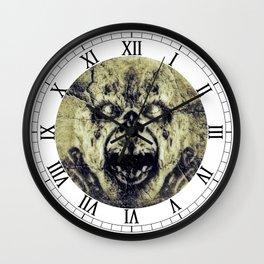 Poltergeist Wall Clock