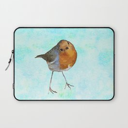 Robin -The visitor Laptop Sleeve