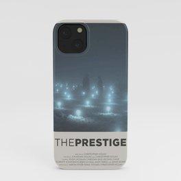 The Prestige (2006) Minimalist Poster iPhone Case