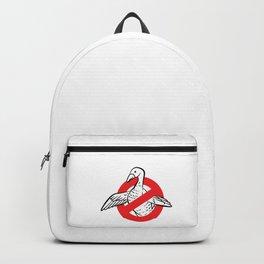 Goose Busters Funny Ghost Novelty Gift Design Backpack