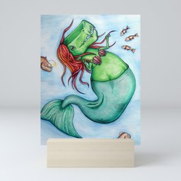 MerTommy Mini Art Print