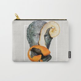 Greek Bust Carry-All Pouch