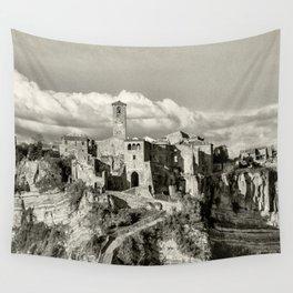 Civita di Bagnoregio, Italy Wall Tapestry