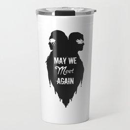 Clexa Tshirt Travel Mug